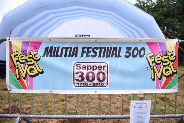 Sapper 300/Militia Festival