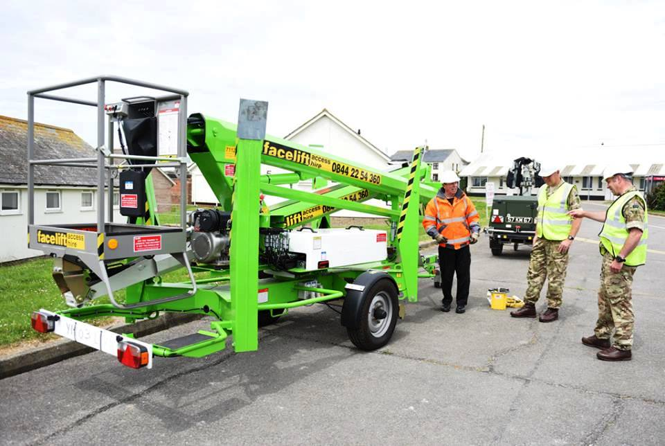 RMonREM 2016 WRTA cherry picker