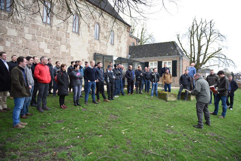 Soldiers & Officers of The Royal Monmouthshire Royal Engineers (Militia) visited a number of sites of interest during a battlefield study of Operation Market Garden