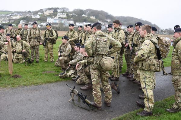 Ranges, Bayonet Training & Brothers in Arms