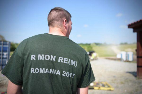 #ExRESOLUTECASTLE in Romania, rotation 1