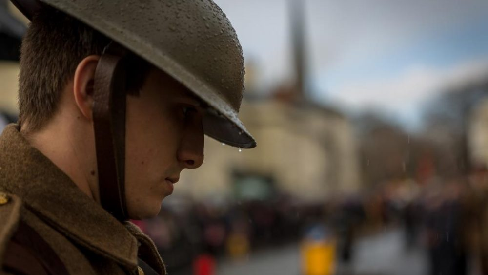 On Remembrance Sunday 11th November 2018, 100 years after the guns fell silent at the end of the First World War, across the country people gathered to remember the fallen of all wars.
