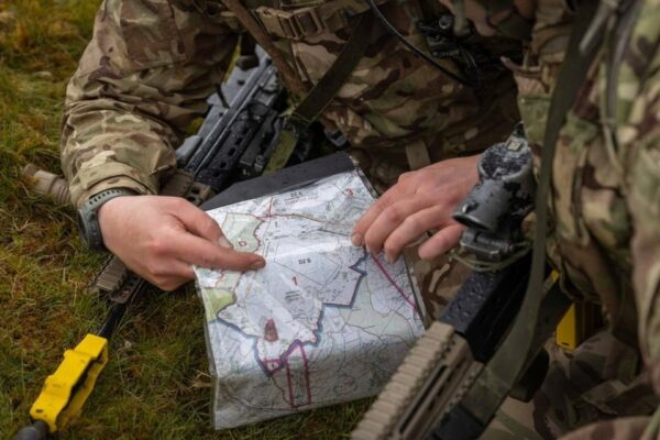 Combat Engineering, Recce/Fighting and Standing patrols on Sennybridge Training Area (SENTA)